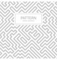 striped seamless geometric pattern vector image
