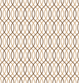 Simple seamless pattern in oriental style vector image