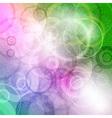 crazy circles var vector image