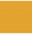 Design seamless honeycomb pattern vector image