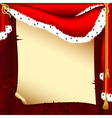 background with old paper vector image vector image