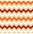 Thanksgiving Colorful Chevron seamless patten vector image