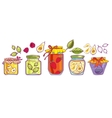 jam icons vector image