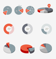 Pie Chart Graphics vector image