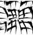 Texture Overlay Tech vector image vector image
