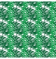 Spruce Fir New Year decoration Decorated pine vector image
