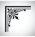 decorative vintage design element 3 vector image