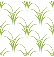 Seamless texture of grass vector image