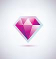 gem symbol vector image
