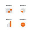 Flat design concept vector image