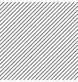Diagonal stripped geometric seamless pattern vector image