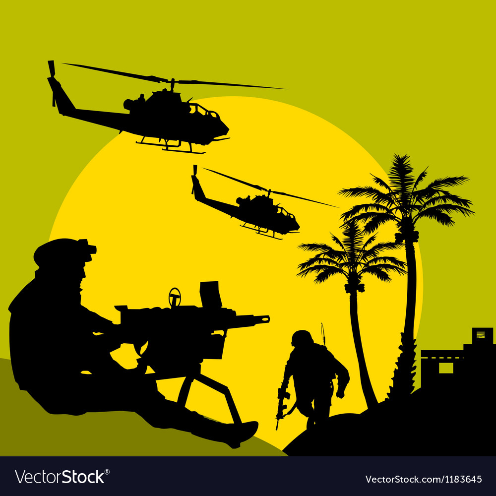 Midnight patrol vector