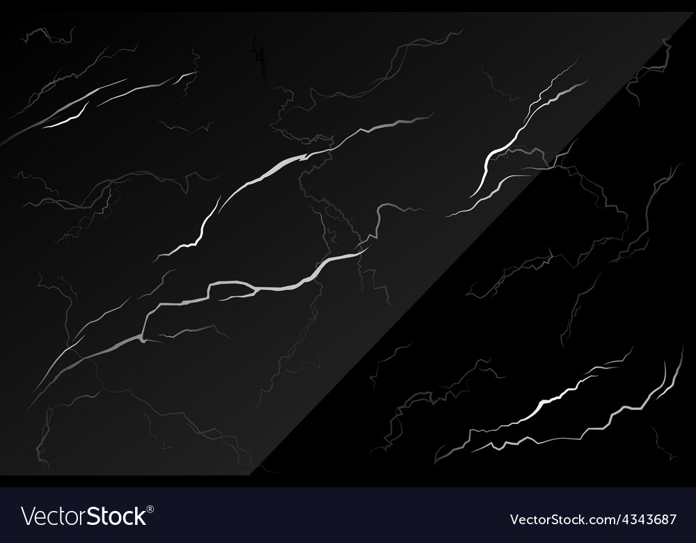 Black marble texture background eps 8 vector