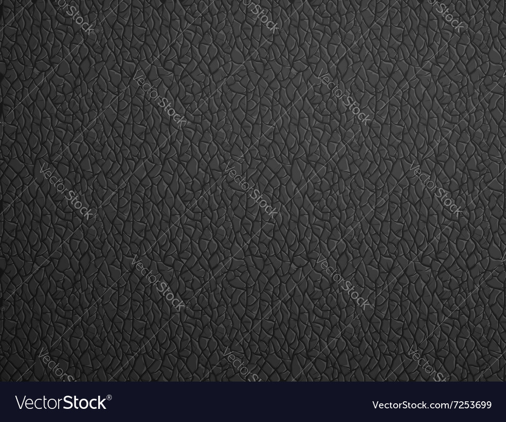 Black leather stock vector