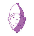 gnome icon image vector image
