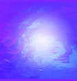 abstract purple mystical futuristic art vector image