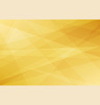 gold yellow geometric abstract background vector image