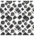 Photo lens pattern vector image
