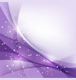 purple holiday background vector image vector image