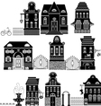 Township vector image