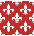 fleur de lis seamless pattern vector image