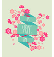 - spring season vector image