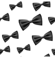 Bow tie background vector image