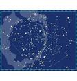 Starmap Vector Image