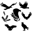 EagleSet vector image