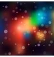 Boke blur background vector image
