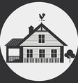 Country Living vector image
