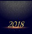 01-2017-january-v03-wapremium 2018 happy new year vector image