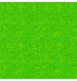 Thin Line Nature Garden Green Seamless Pattern vector image