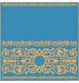 swirl pattern background vector image