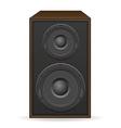 acoustic loudspeaker 01 vector image