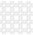 3d monogram vector image
