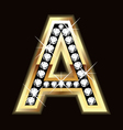A bling vector image