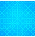 Blue abstract shining background vector image