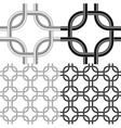 Metal Mesh vector image