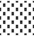 safe pattern vector image