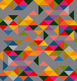 Texture triangles vector image
