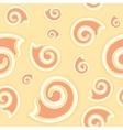 shell seamless vector image