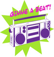 Gimme A Beat vector image