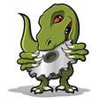 Raptor Gear vector image