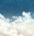 grunge sky background 0307 vector image vector image