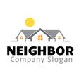 Neighbor Design vector image