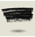 charcoal bg shadow vector image