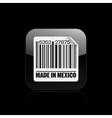mexico icon vector image vector image
