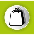 shopping icon symbol design vector image