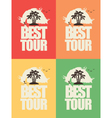 tour best 02 vector image